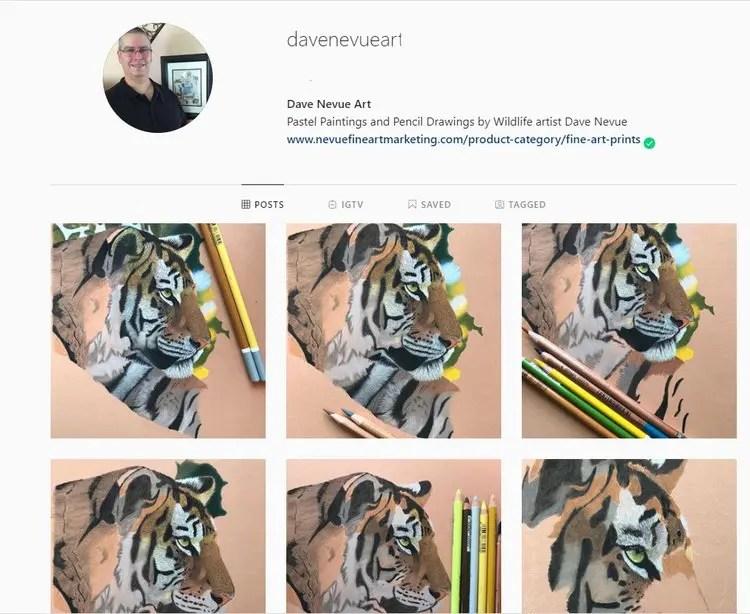 Instagram User Name