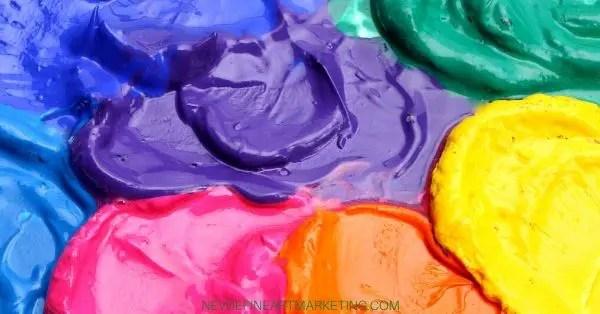 Artist Grade Acrylic Paints