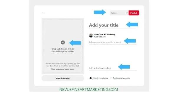 How to Start Selling Art on Pinterest