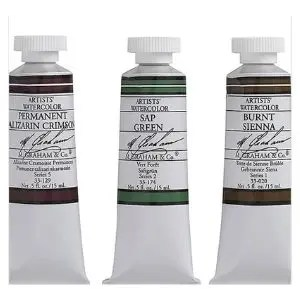 M. Graham Artists' Watercolor Tubes