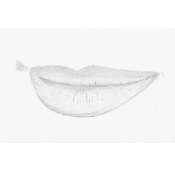 lip drawing tutorial
