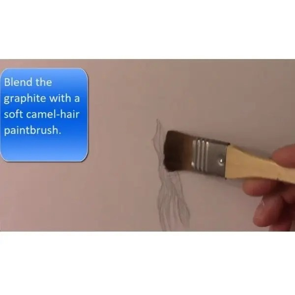 step 3 blend graphite