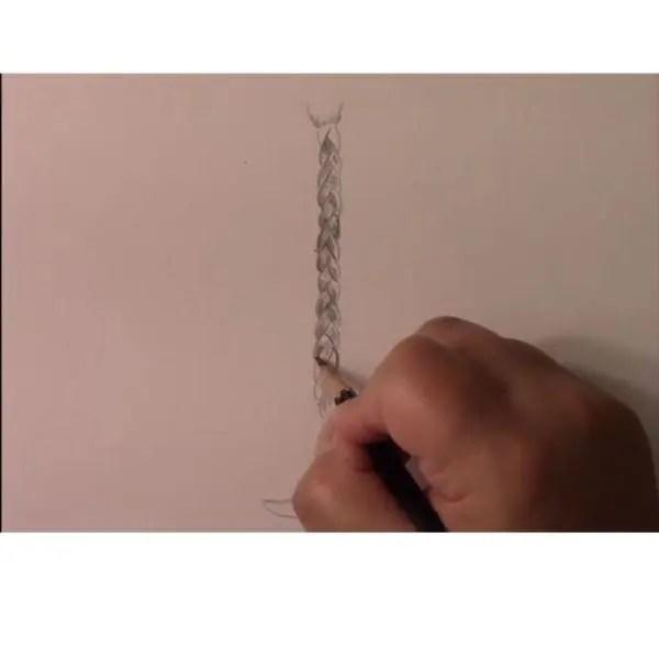 braids centerline