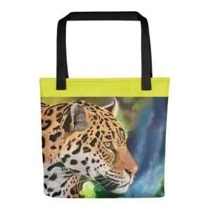 Focused – Jaguar Tote bag