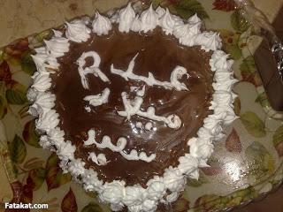 حلويات عيد ميلاد على شكل قلب اجمل جديد