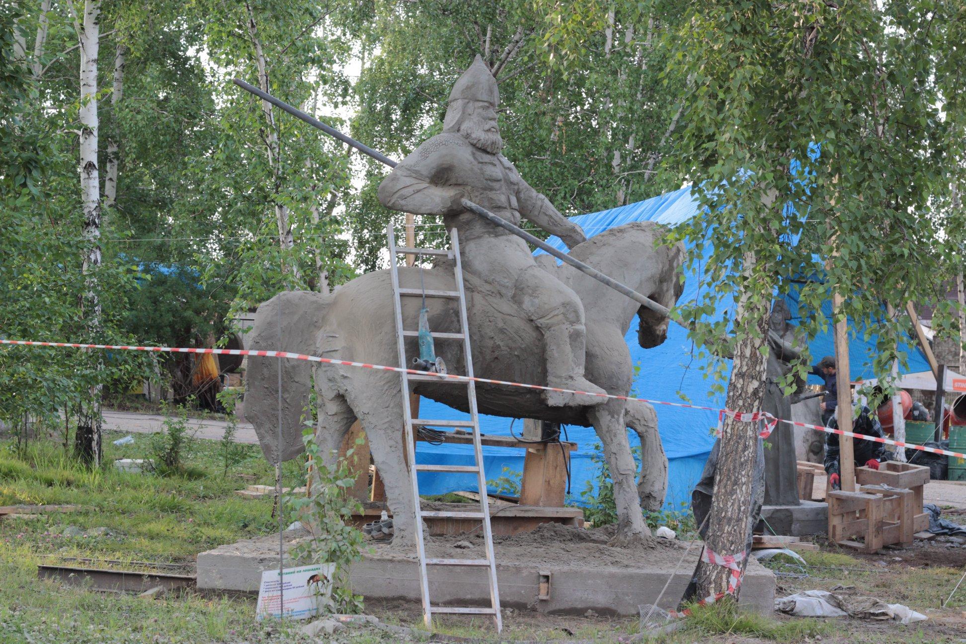 Фестиваль бетонных скульптур 12 июля 2018 года