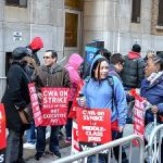 Nearly 40,000 Verizon workers on strike