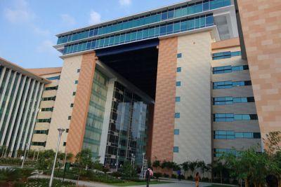 Infosys Mahindra City