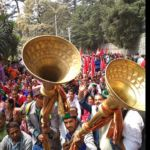 Himachal Farmers March!