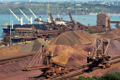 iron ore in Goa