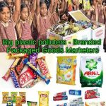 Big plastic polluters- Branded Packaged Goods Marketers