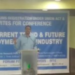 NDLF IT Employees Wing President Shyam Sundar Speech
