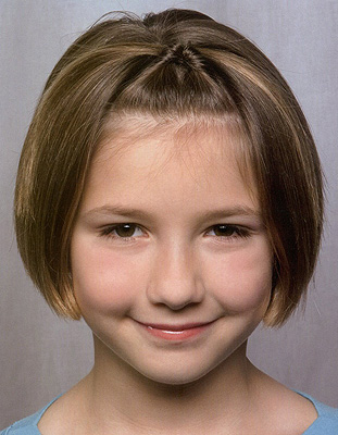 قصير للبنات قصات شعر بنات صغار