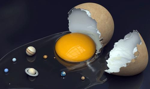 البيض المقلي في الحلم اجمل بنات
