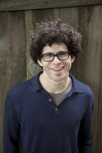 headshot of Ben Wurgaft