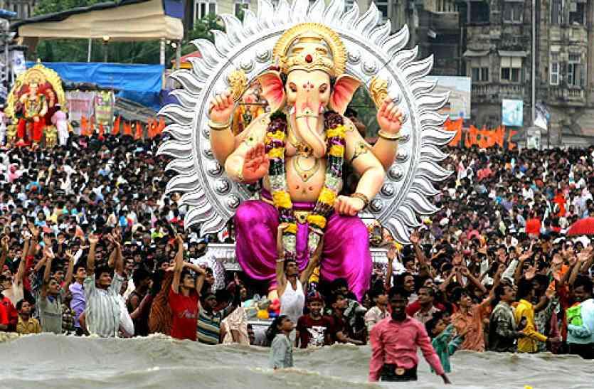 Histroy Of Ganesh Chaturthi Utsav - पढ़िए गणेश उत्सव की रोचक कहानी, कब,  कहां और कैसे मनाया था उत्सव   Patrika News