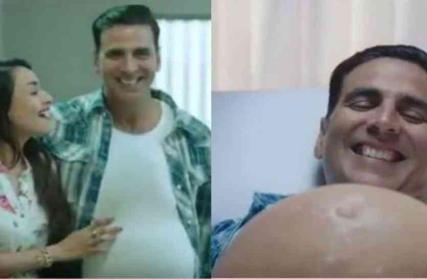 The Great Indian Laughter Challenge Promo: A Pregnant Akshay Kumar Steals The Show – Star Wonder