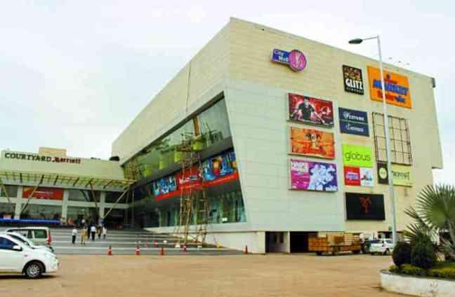 City Mall 36 Bilaspur