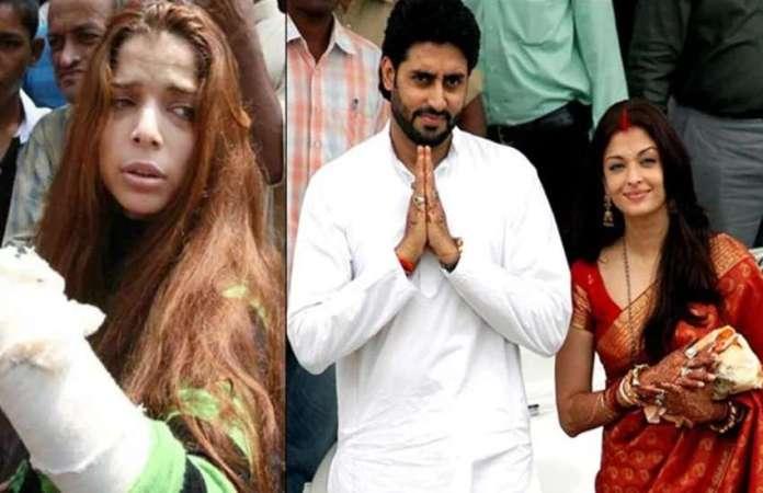 Aishwarya Rai Abhishek Bachchan Marrige Jhanvi Kapoor Suicide Attempt -  अभिषेक की शादी में हुआ था जमकर हंगामा, इस मॉडल ने काट ली थी नस, घबरा गया  था पूरा बच्चन परिवार, जानें