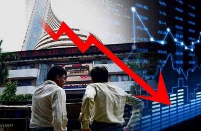 Share Market Today: पहले कारोबारी दिन सेंसेक्स में गिरावट, निफ्टी भी लाल निशान में