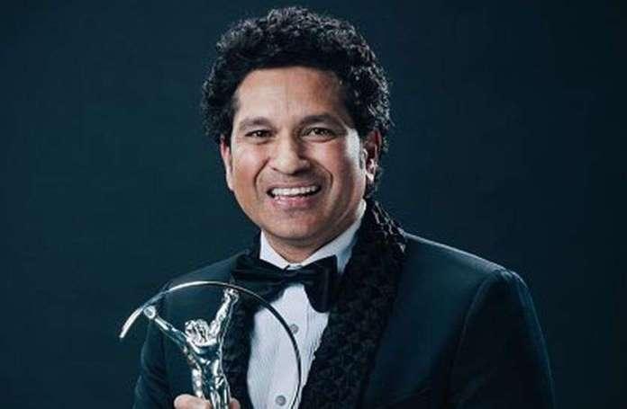 तेंदुलकर ने जीता लॉरियस स्पोर्टिंग मोमेंट अवॉर्ड, 20 सालों का सर्वश्रेष्ठ पल