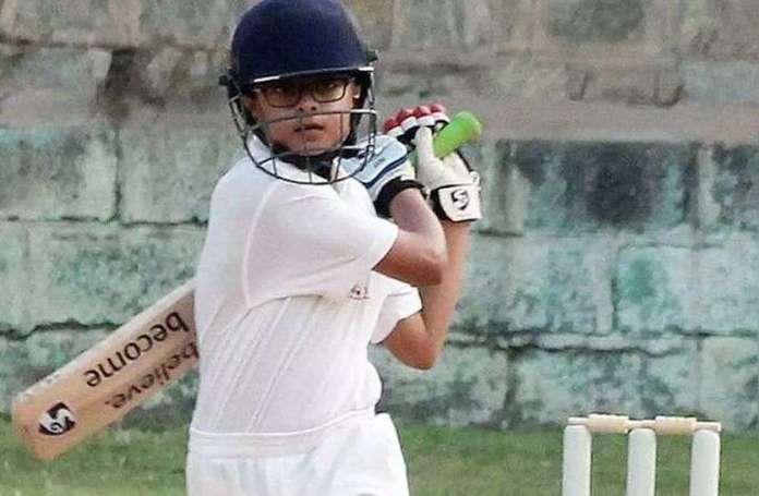 राहुल द्रविड़ के बेटे समित का एक और शतक, गेंदबाजी में भी किया करिश्मा