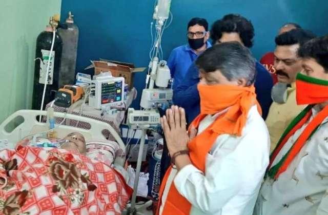 saint devprabhakar shastri dadda ji passes away