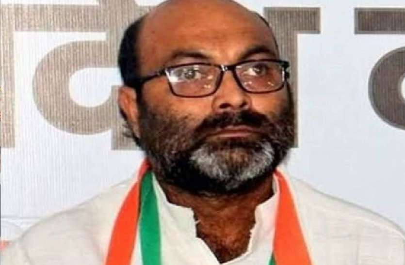 Congress state president Ajay Lallu gets bail, released till July 17 on personal bond of 20 thousand