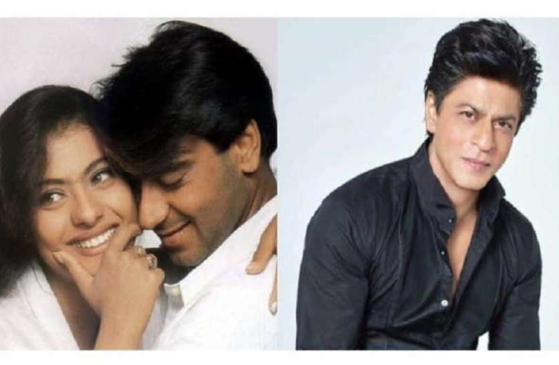 Fan asked Kajol about marriage with Shahrukh Khan