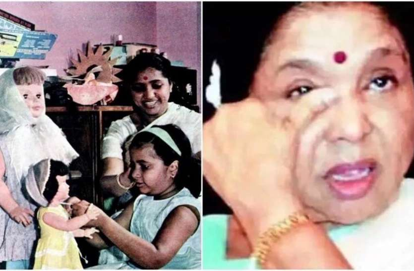 Asha Bhosle's daughter committed suicide by shooting herself