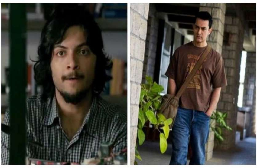 Ali Fazal went into depression after doing suicide scene in '3 Idiots'