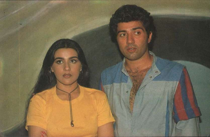 Amrita Singh had fallen in love with married Sunny Deol, due to this the relationship broke up