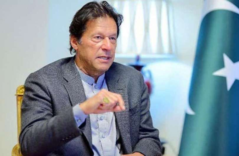 Imran Says Pakistan Wants Equal Relationship With America Like India