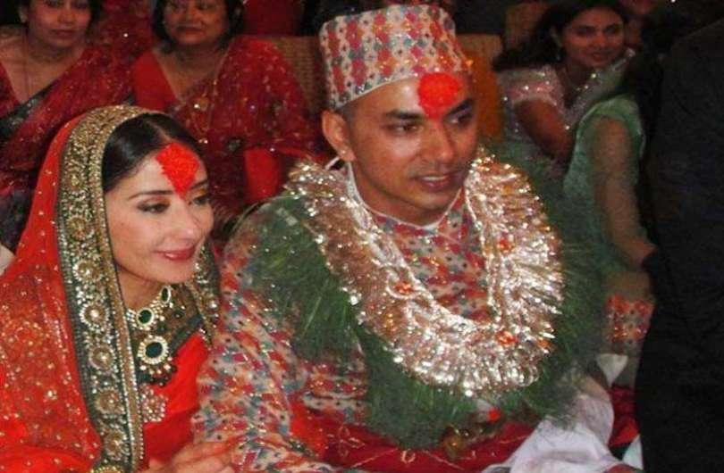 Manisha Koirala Had Relationship With12 People