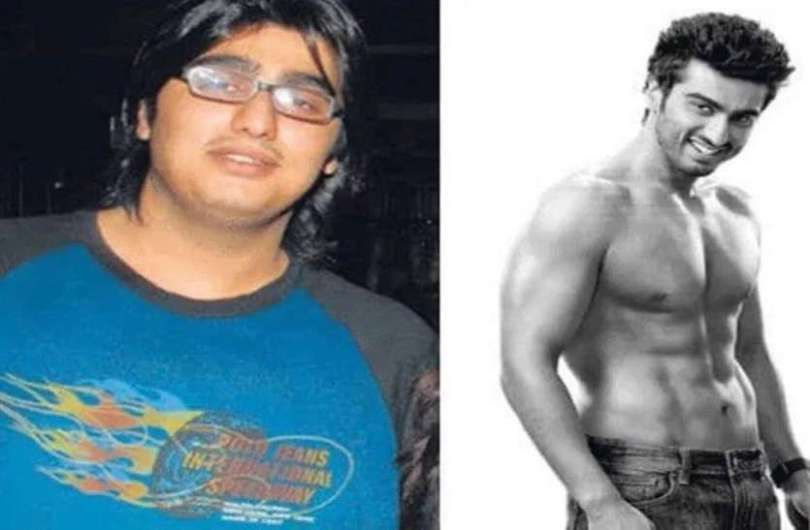 Arjun Kapoor Loose 50 Kg Weight Without Surgery