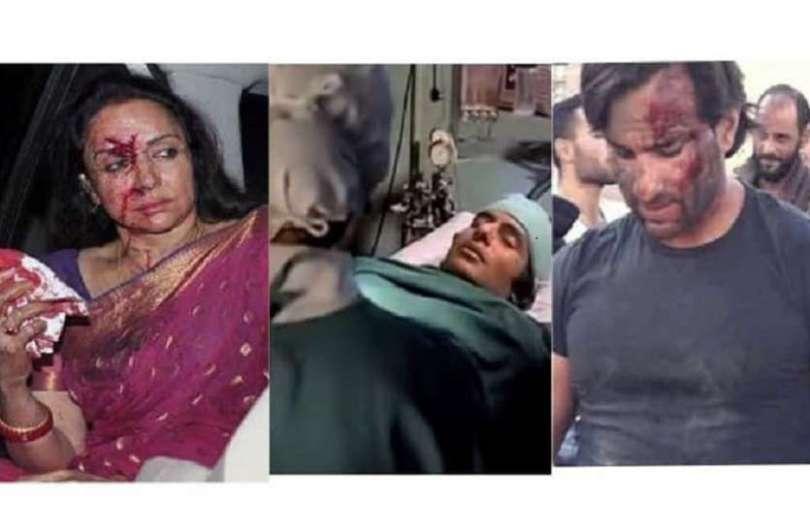 Amitabh Bachchan To Hema Malini Close Death Experience