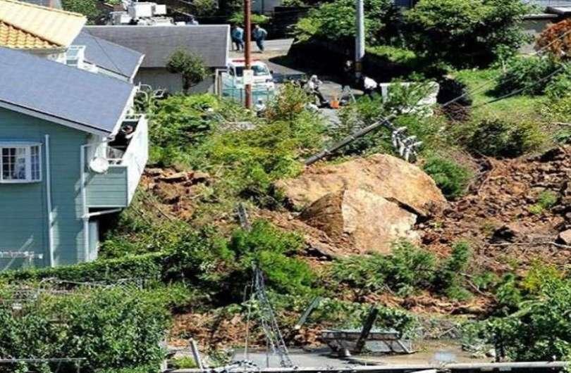 19 Missing As Landslide Engulfs Houses After Heavy Rain In Japan