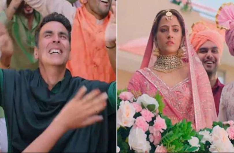Akshay Kumar And Nupur Sanon Filhaal 2 Song Is Out