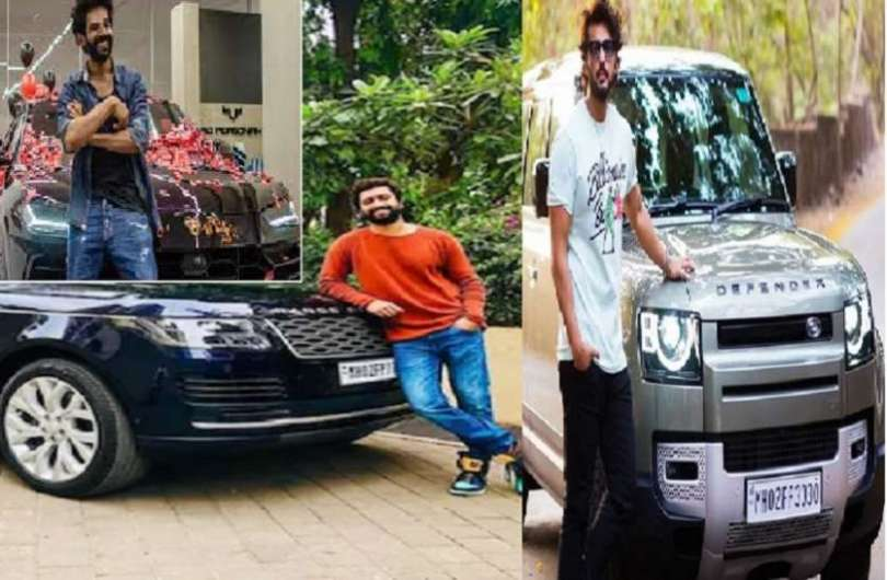 Vicky Kaushal To Ranveer Singh These Celebs Buy Latest Luxury Car