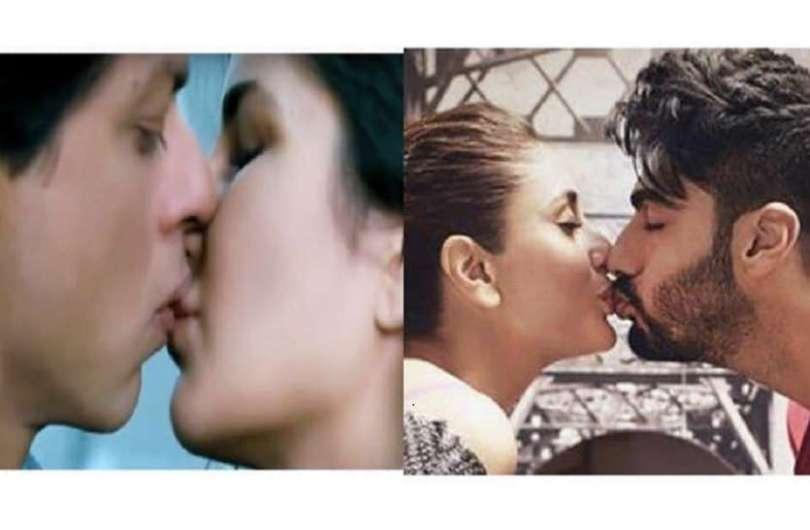 Ajay Devgan To Salman Khan Break Their No Kissing Policy