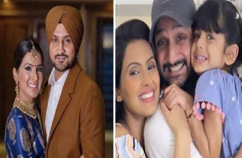 Geeta Basra And Harbhajan Singh blessed with baby boy