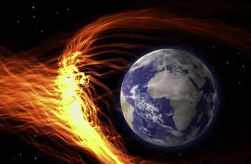 Solar Storm Coming To Earth From Sun On Sunday Or Monday, Electricity May Be Failure In World