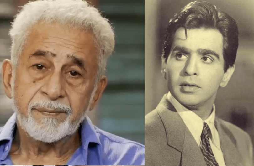 Naseeruddin Shah Says Dilip Kumar Did Nothing For Indian Cinema