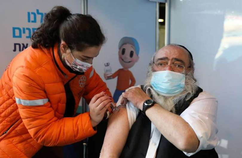Israel Become First Country To Start Third Shot Of Covid Vaccine