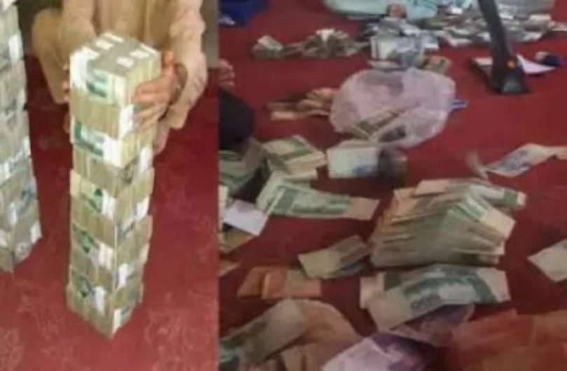 Taliban Get Three Billion Rupees At Check Posts Of Afghanistan