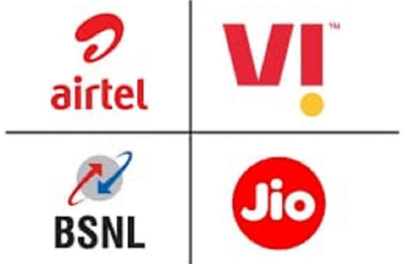 Best offers from all telecom companies under Rs.  200