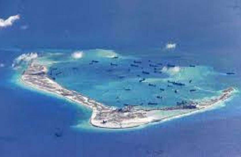 China Increasing Military Power in South China Sea – Dragon is increasing military power on artificial islands of South China Sea, many countries objected