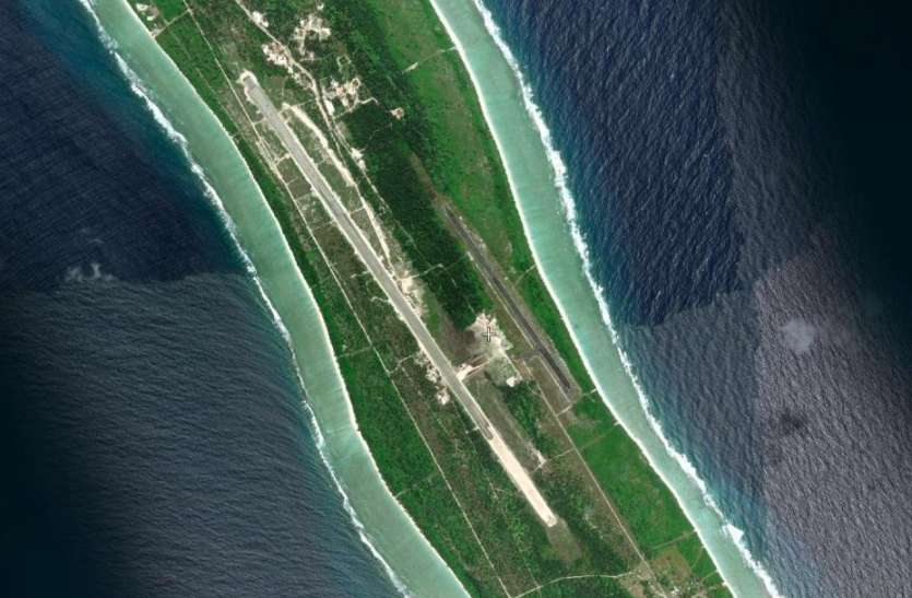 India adopted a special strategy to beat China at sea, built naval bases close to Mauritius
