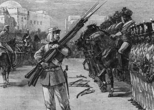 Untold Story Of Mangal Pandey In Hindi - 19 जुलाई को लड़ी गई थी आजादी की  पहली लड़ाई, Mangal Pandey थे मुखिया | Patrika News