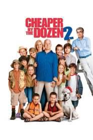 ชีพเพอร์ บาย เดอะ โดเซ็น 2 ครอบครัวเหมาโหลถูกกว่า Cheaper by the Dozen 2 (2005)